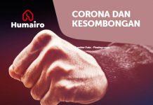 Corona dan Kesombongan
