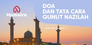 Doa dan Tatacara Qunut Nazilah_thehumairo.com