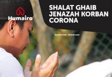 Shalat ghaib jenazah korban corona_thehumairo.com