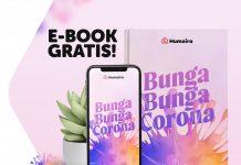 E-Book TheHumairo : Bunga - Bunga Corona