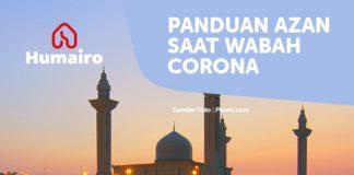 Panduan azan saat Wabah Corona