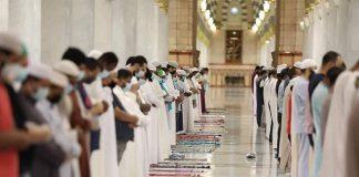 New Normal, Zona Hijau & Kebimbangan Sholat Jama'ah di Masjid