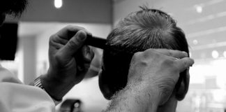 Potong rambut dan kuku bagi pengkurban