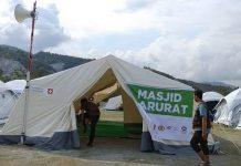 Masjid Darurat Apakah Disunahkan Tahiyyatul Masjid? Thehumairo
